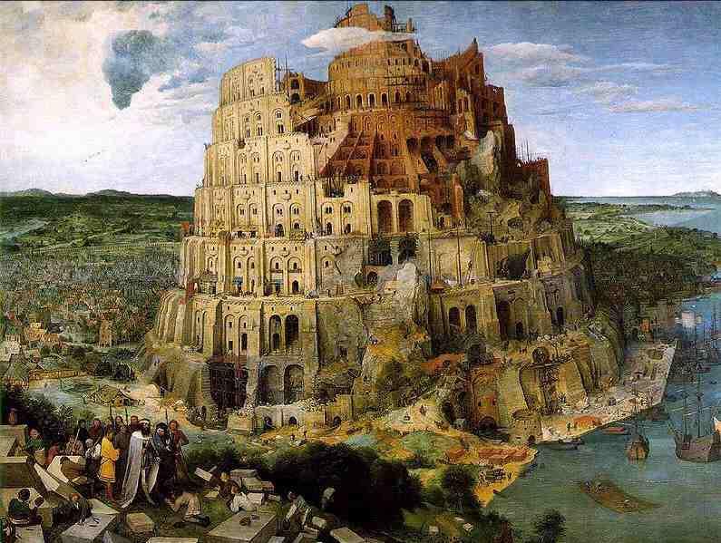 La Tour de Babel ?