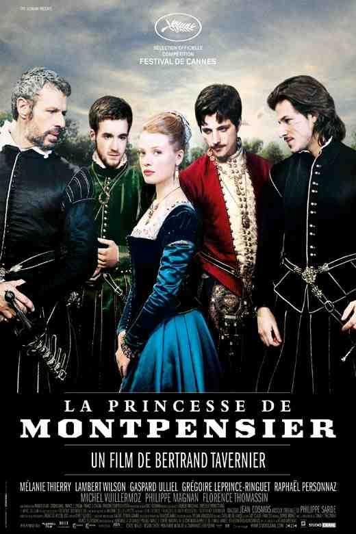 La Princesse de Montpensier ?