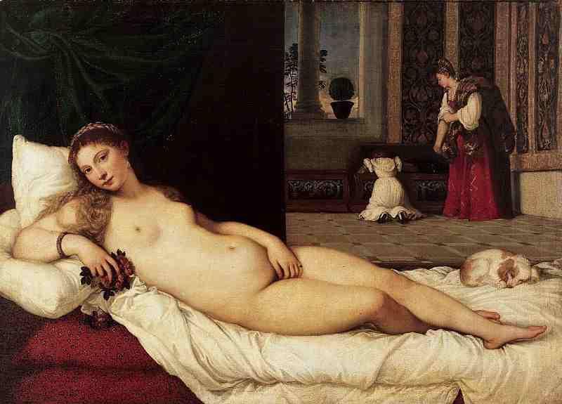 Vénus d'Urbino ?