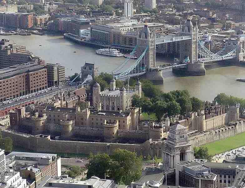Tour de Londres ?