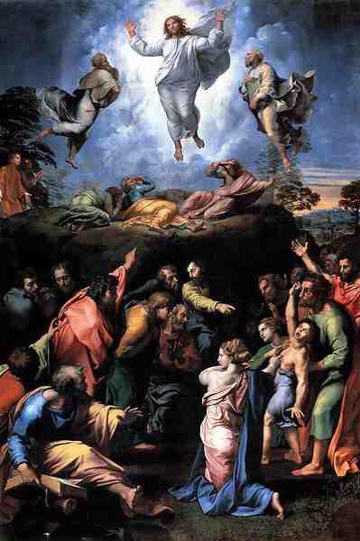 La Transfiguration ?