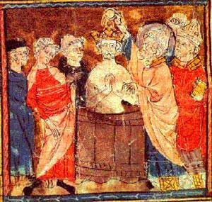 Baptême de Clovis ?