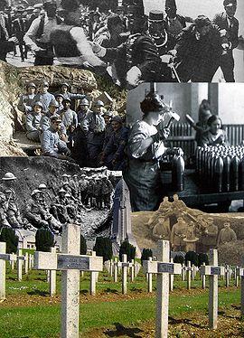 Première Guerre mondiale, les bélligérants ?