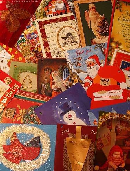 Joyeux Noël dans 5 langues européennes ?