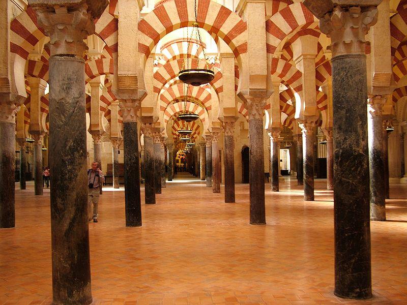 Cathédrale de Cordoue ?