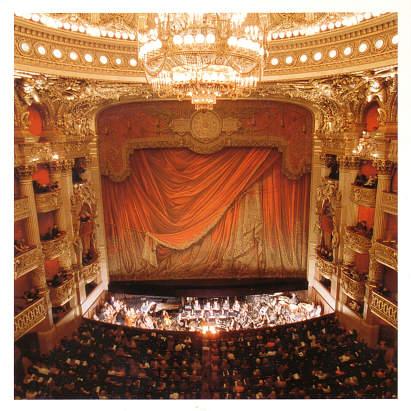 Les compositeurs des grands opéras ?