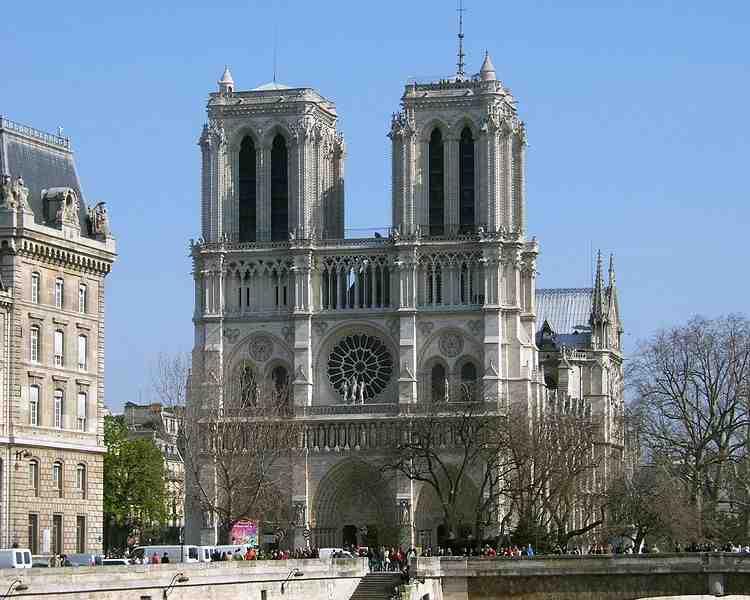 Les 5 sites touristiques les plus visités de France ?