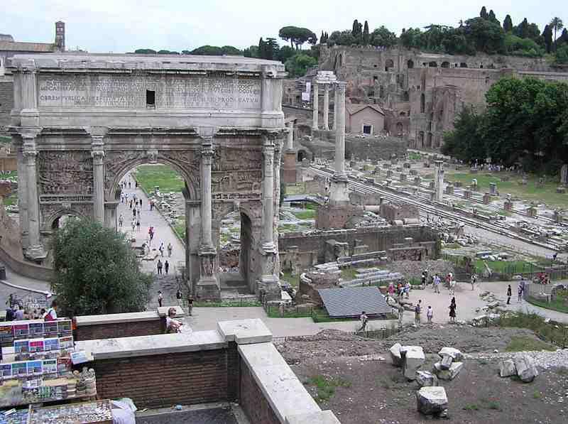 Un petit guide de Rome ?