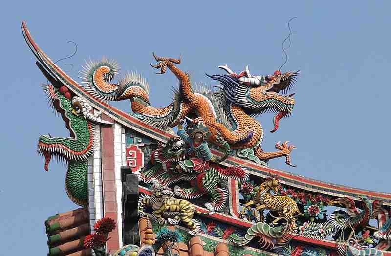 Les 4 dragons asiatiques ?