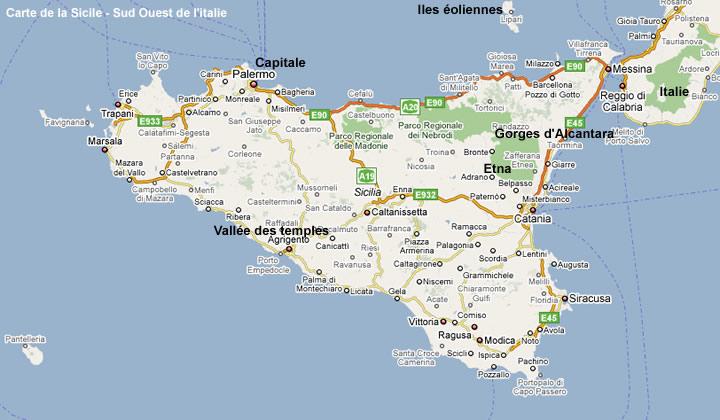 Un petit guide de Sicile ?