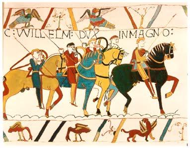 La Tapisserie de Bayeux ?