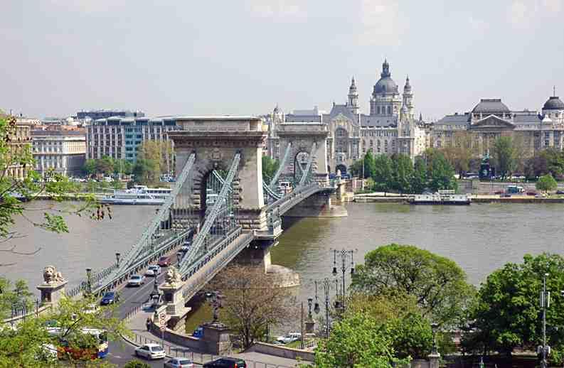 Les 7 fleuves les plus longs de L'Union européenne ?