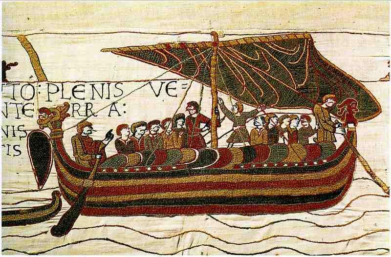 Les 4 parties traditionnelles d'un navire ?