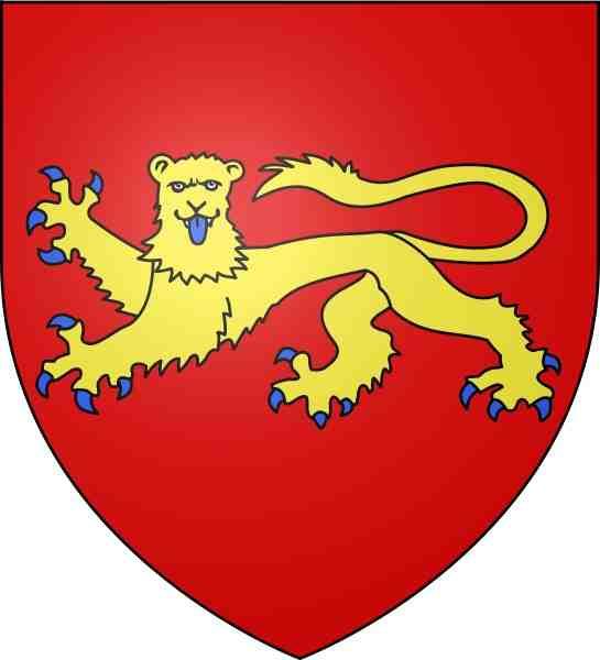 Le blason de la région Aquitaine ?