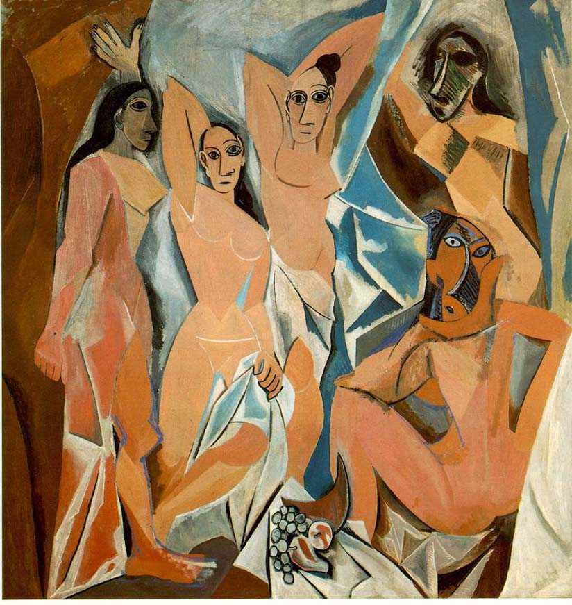 Les Demoiselles d'Avignon ?