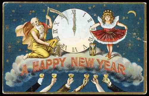 Bonne année en 10 langues ?