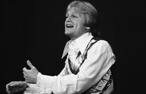 Les 5 chansons de Claude François préférées des Français ?