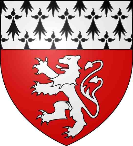 Le blason de Montfort-l'Amaury ?