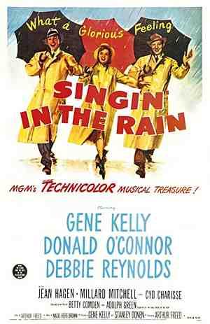 Chantons Sous la Pluie ?
