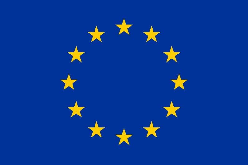 Le drapeau européen ?