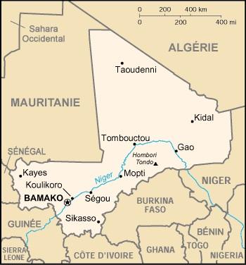 Le Mali, ancien Soudan français ?