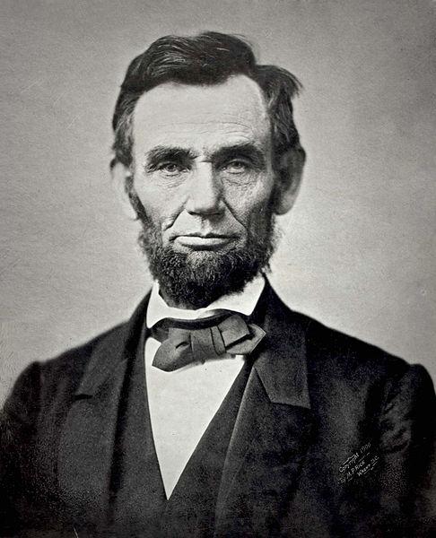 Abraham Lincoln ?