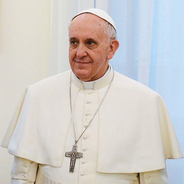 Le pape François ?