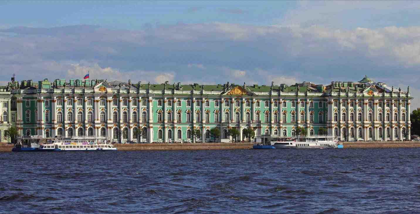 Le musée de l'Ermitage ?
