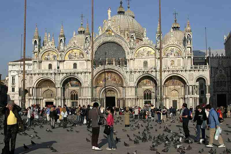 Les 7 sites les plus célèbres de Venise ?