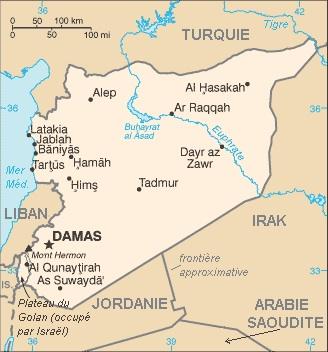 Le petit guide indispensable de la Syrie ?