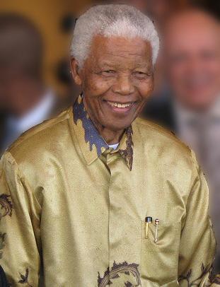 Nelson Mandela ?
