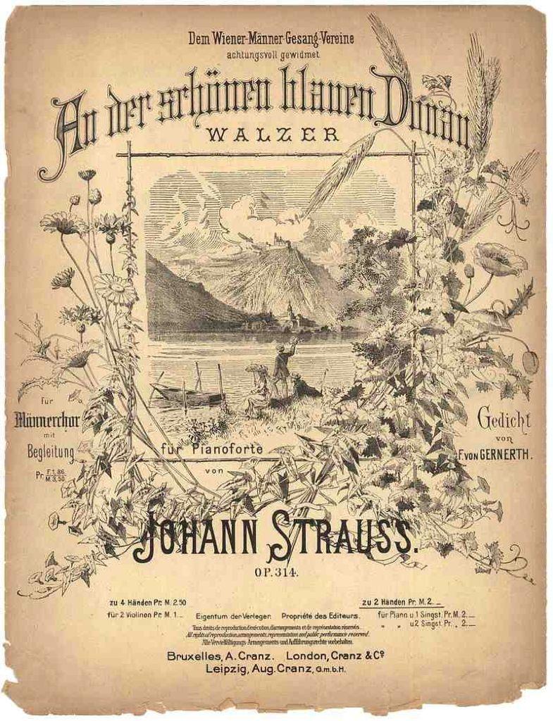 Le traditionnel Concert du nouvel an de l'Orchestre philharmonique de Vienne ?