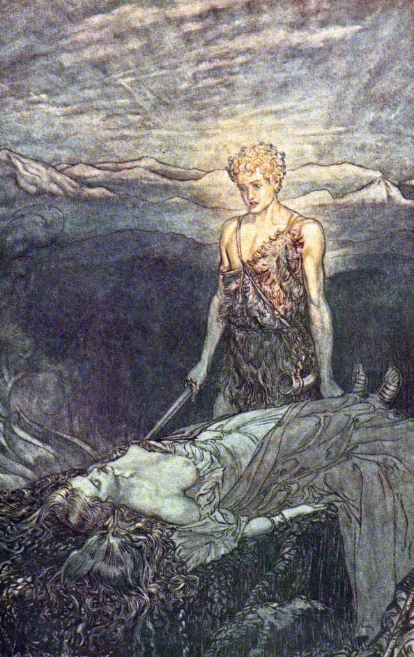 Les 4 opéras de l'Anneau du Nibelung ?