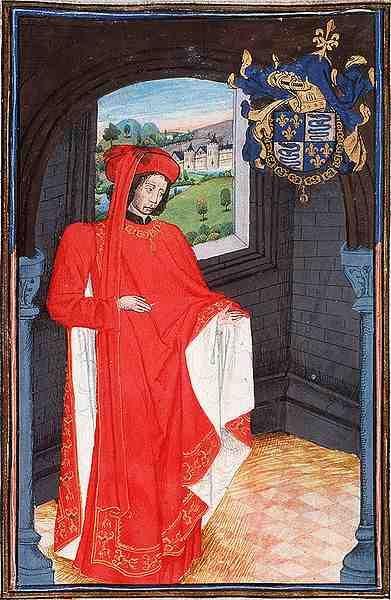 Rondeau de printemps, Charles d'Orléans ?