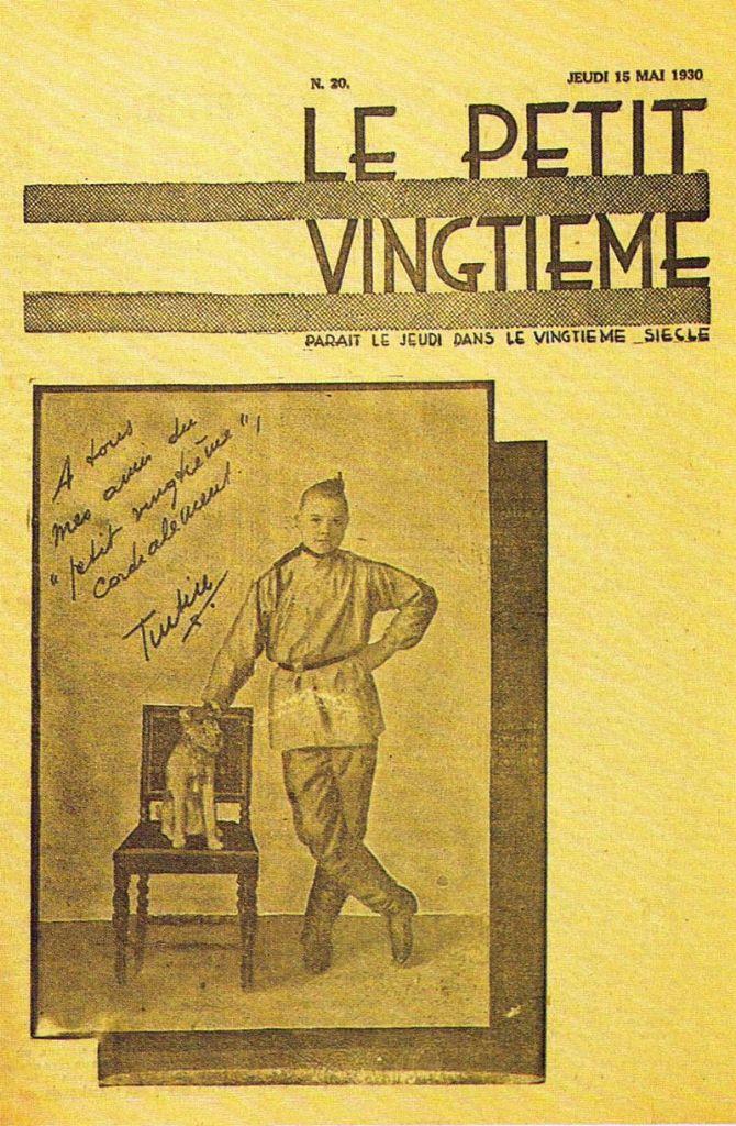 Les 24 albums des Aventures de Tintin ?