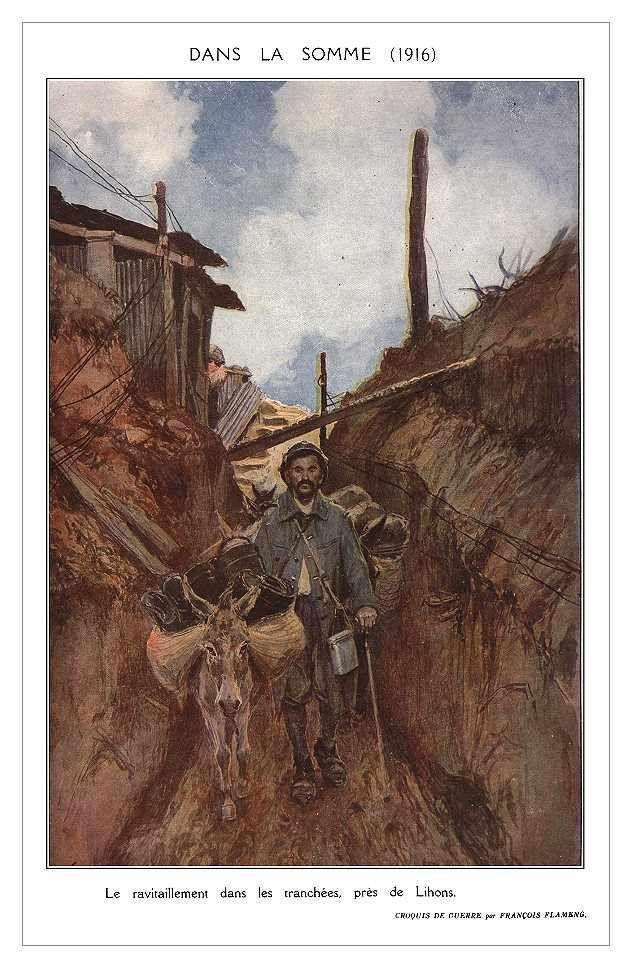 Le petit guide de la bataille de la Somme ?
