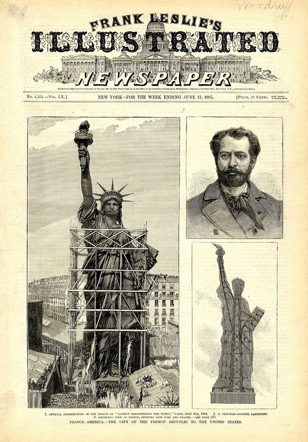 La statue de la Liberté ?