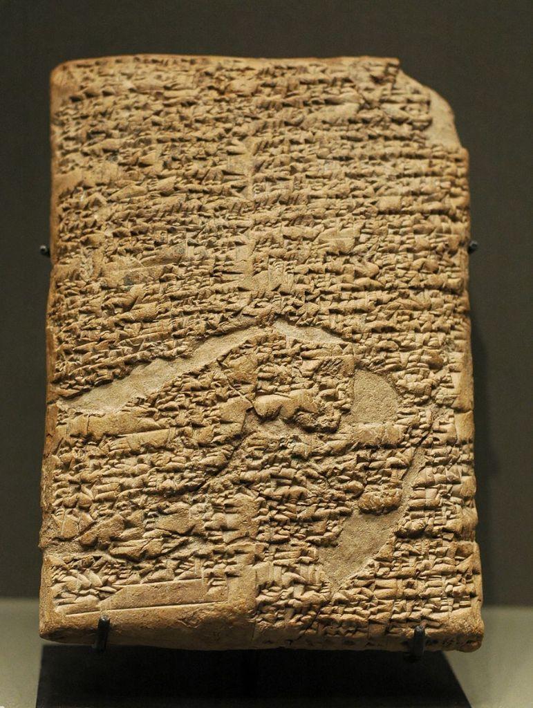 4 grandes réalisations de la haute Antiquité ?